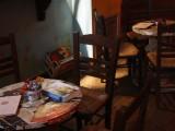 DIY - handmade wooden tables