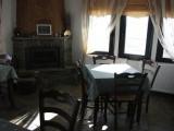 Η τραπεζαρία του πρωινού - The breakfast area