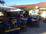 Η καλοκαιρινή αυλή του Μαντέλλα - The summer pavillion of Mantelas.