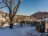 H χειμωνιάτικη θέα είναι υπέροχη - The amazing winter view from the Guesthouse