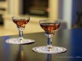 Ένα λικεράκι για το καλωσόρισμα - A local liqueur treat to welcome you.