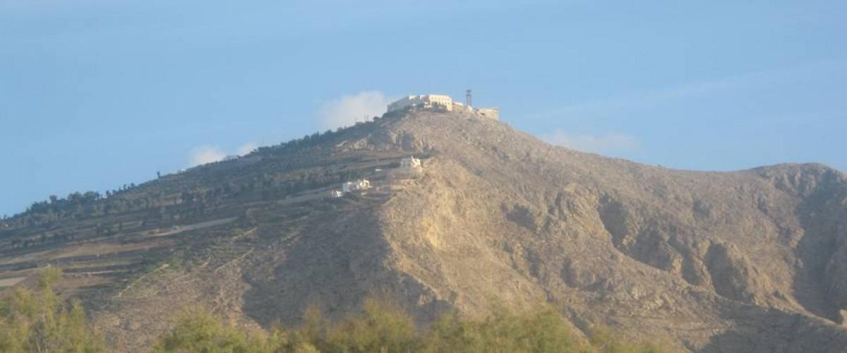 H Ιερά Σταυροπηγιακή και Πατριαρχική Μονή Προφήτου Ηλίου, βρίσκεται στην κορυφή του ομώνυμου όρους, σε υψόμετρο 567 μ. και απέχει τρία χιλιόμετρα από το χωριό Πύργος του δήμου Καλλίστης.