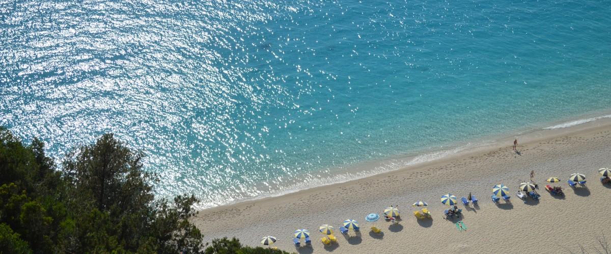 Παραλία Εγκρεμνοί - Egremni beach