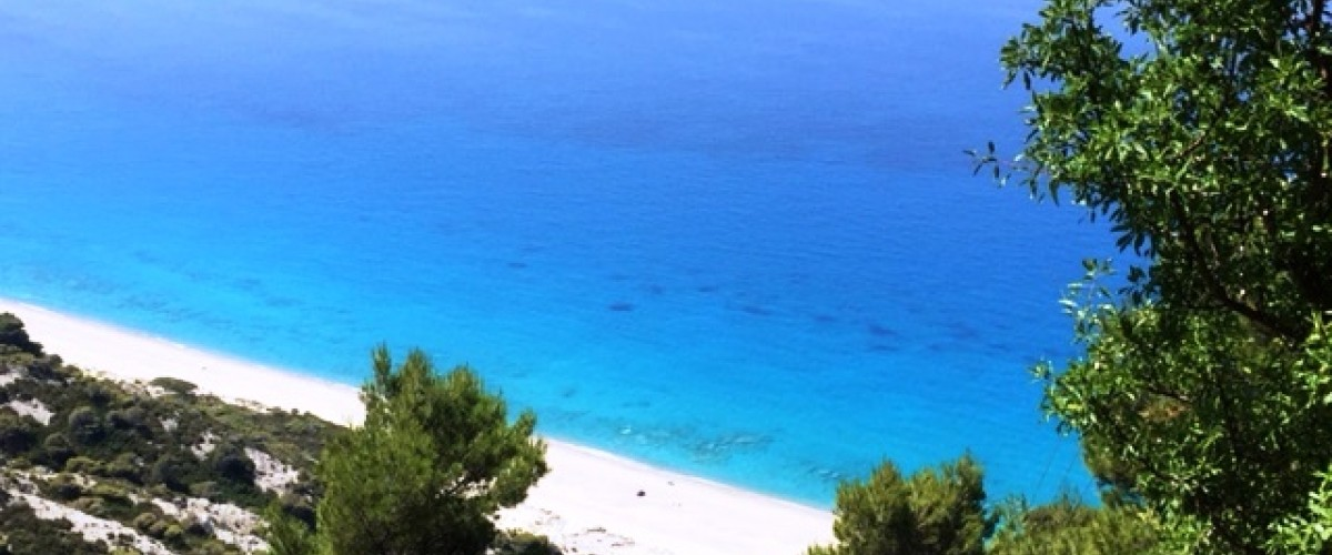 Παραλία Γυαλός - Gyalos beach