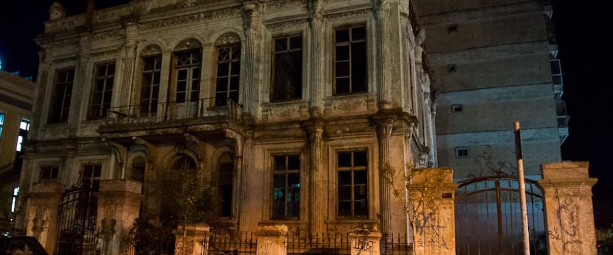 Παλιό αρχοντικό της Βενιζέλου - Venizelo's street old Mansion