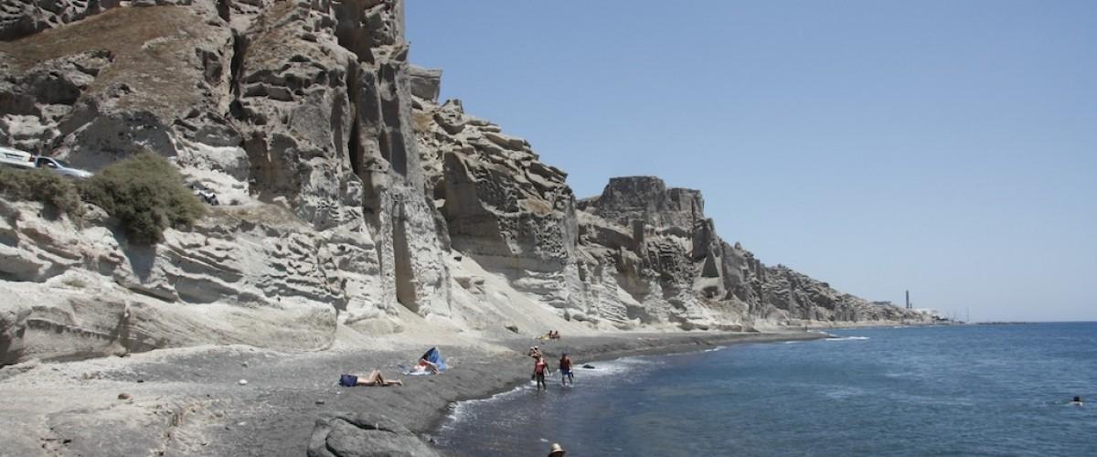 Eros - Vlychada beach