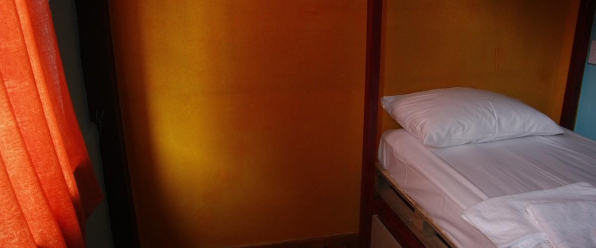 Κρεβατάκι 2 - Our comfortable beds!