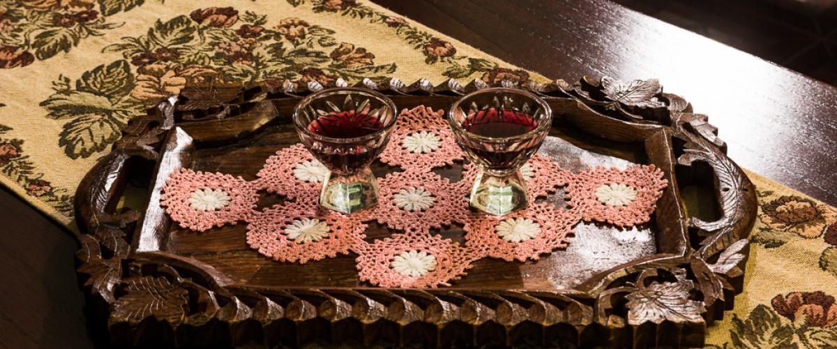 Λικεράκι για το καλωσόρισμα - Handmade liquer to welcome us