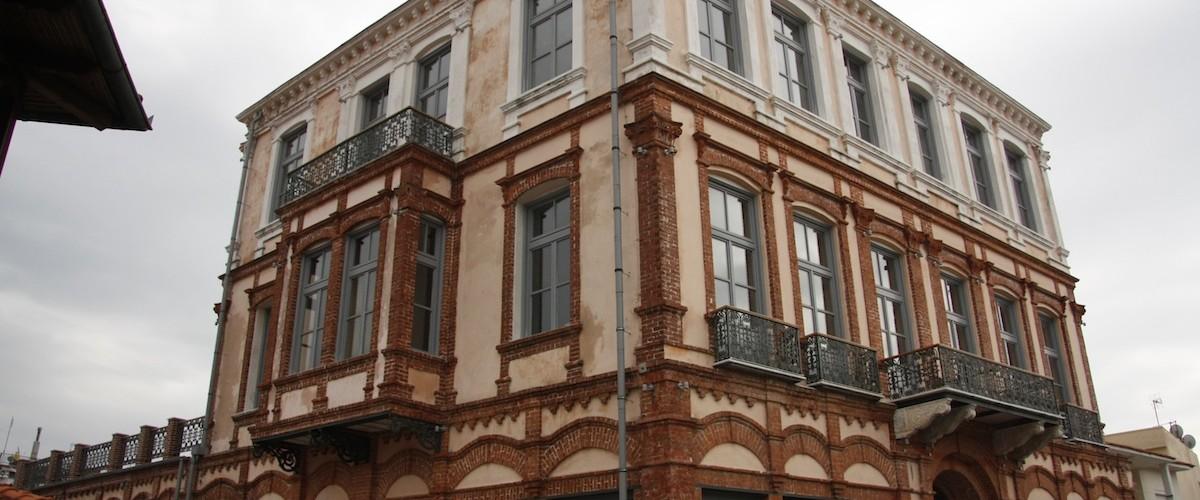 Manos Hatzidakis mansion - Το σπίτι του Μάνου Χατζηδάκη