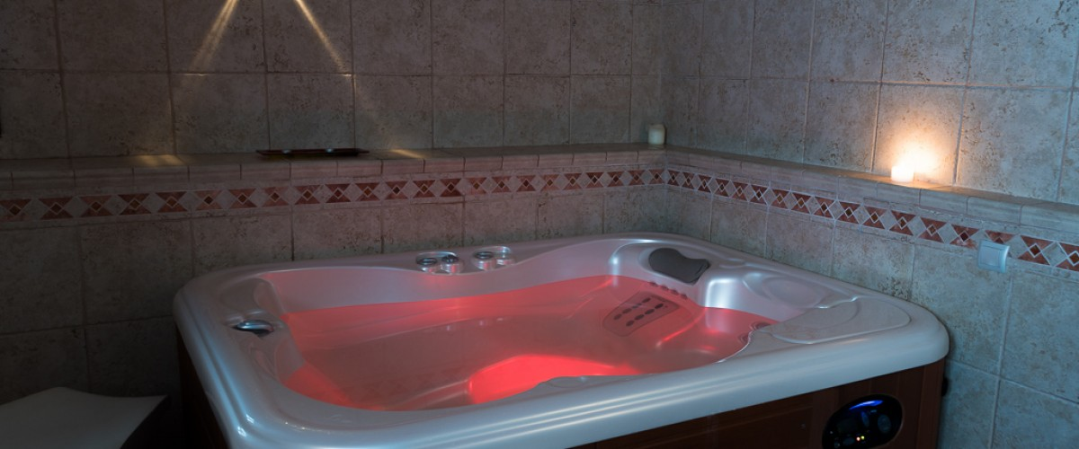 Θα δοκιμάσουμε το spa την επόμενη φορά - We'll try the spa next time for sure.