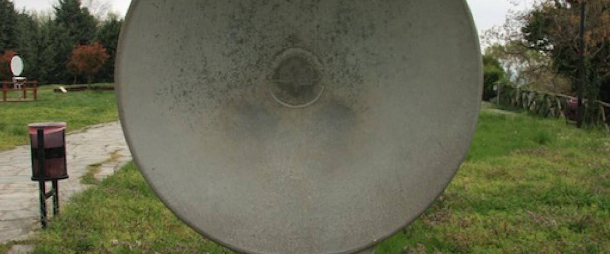 Φανταστικό το Παραβολικό κάτοπτρο - The Parabolic reflectors