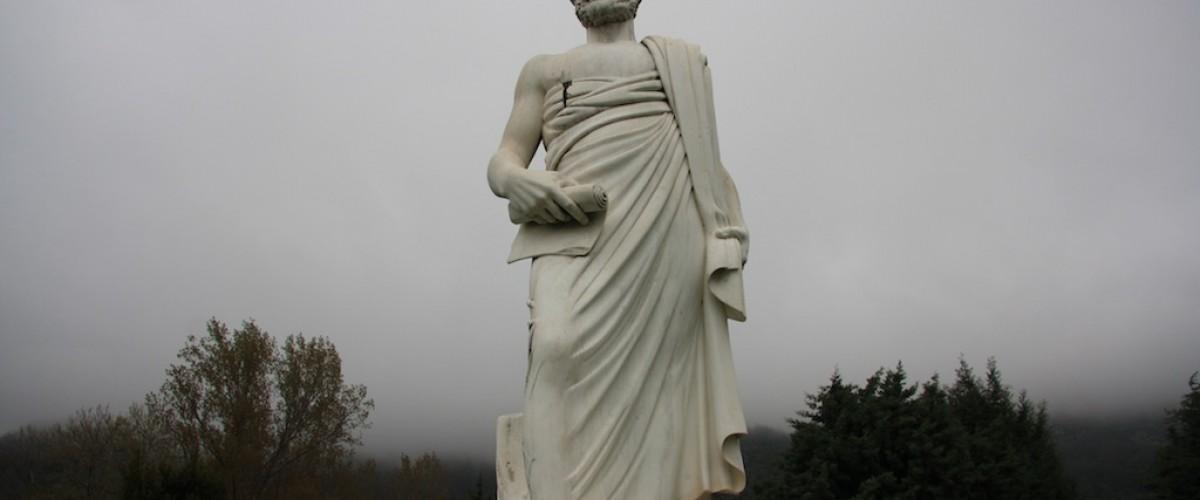 Αριστοτέλης ο δυτικός φιλόσοφος - Aristotle the west philosopher