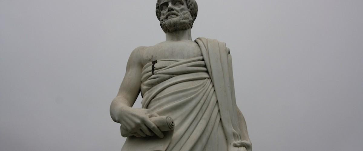 Ο δάσκαλος του Μέγα Αλέξανδρου - The teacher of Alexander the Great.