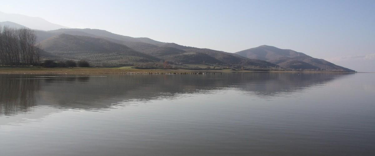Πανέμορφες αντανακλάσεις - Great reflections on the water.